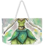 The Forest Sprite Weekender Tote Bag