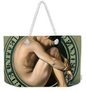 The Forfeit Of Freedom Weekender Tote Bag
