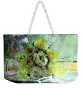 The Forgotten Flowers Weekender Tote Bag