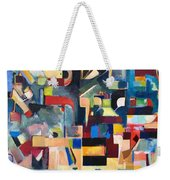 The Form Of The Mishcan Is The Form Of The Creation Of The World Weekender Tote Bag