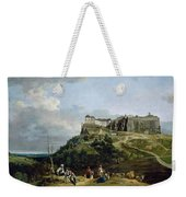 The Fortress Of Konigstein Weekender Tote Bag