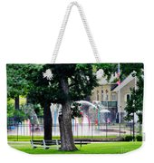 The Fountain For Youth Weekender Tote Bag