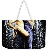 The Fountain Of Tango Weekender Tote Bag