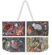 The Four Weekender Tote Bag