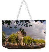 The Four Courts In Reconstruction Weekender Tote Bag