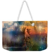 The Four Directions Weekender Tote Bag