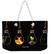 The Four Elements Weekender Tote Bag