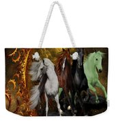 The Four Horses Of The Apocalypse Weekender Tote Bag