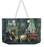 The Four Seasons Of Life  Old Age Weekender Tote Bag