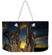 The Fourth Star Weekender Tote Bag