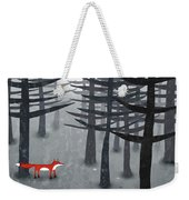 The Fox And The Forest Weekender Tote Bag