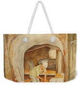 The French Baker Weekender Tote Bag