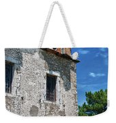 The French Castle 6947 Weekender Tote Bag