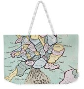 The French Invasion Weekender Tote Bag