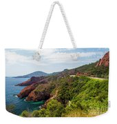 The French Riviera  Weekender Tote Bag