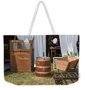 The French Visitor Weekender Tote Bag