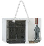 The Friars Crypt Weekender Tote Bag