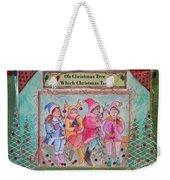 The Friends - Oh Christmas Tree Weekender Tote Bag