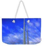 The Frienship Bridge Weekender Tote Bag