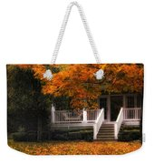 The Front Porch Weekender Tote Bag
