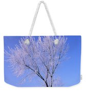 The Frost Like Ashes Weekender Tote Bag