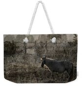 The Frosty Morning Weekender Tote Bag