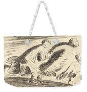 The Fugitives Weekender Tote Bag