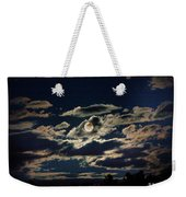 The Full Buck Moon Weekender Tote Bag
