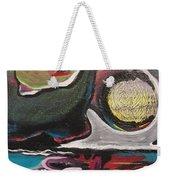 The Full Moon2 Weekender Tote Bag