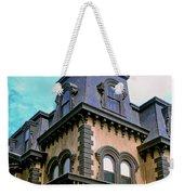 The Fulton Mansion Weekender Tote Bag