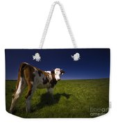 The Funny Cow Weekender Tote Bag
