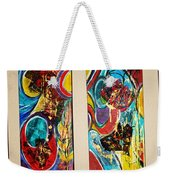 The Future Is Big And Bright Weekender Tote Bag