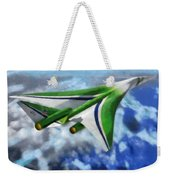 The Future Of Air Transportation Weekender Tote Bag