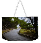 The Fuzzy Path To Nowhere Weekender Tote Bag