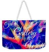 The Gallery Wall Weekender Tote Bag