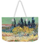 The Garden At Arles  Weekender Tote Bag