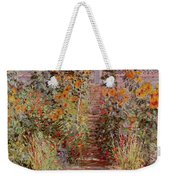 The Garden At Vetheuil Weekender Tote Bag