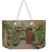 The Garden Door Weekender Tote Bag
