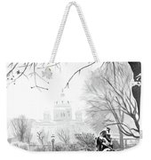 The Garden Weekender Tote Bag
