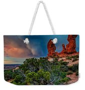 The Garden Of Eden Weekender Tote Bag