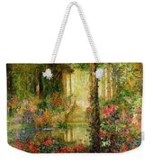 The Garden Of Enchantment Weekender Tote Bag by Thomas Edwin Mostyn