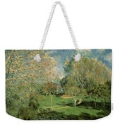 The Garden Of Hoschede Family Weekender Tote Bag
