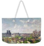 The Garden Of The Tuileries Weekender Tote Bag