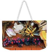 The Garden Party Weekender Tote Bag