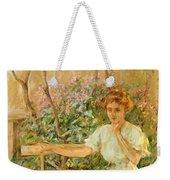 The Garden Seat 1911 Weekender Tote Bag