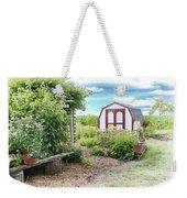 The Garden Shed Weekender Tote Bag
