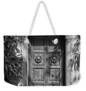 The Garden Tomb Weekender Tote Bag