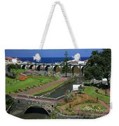 The Gardens Of Ribeira Grande Weekender Tote Bag