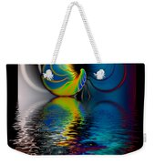 The Gate Across The Water Weekender Tote Bag