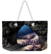 The Gate In The Grotto Weekender Tote Bag